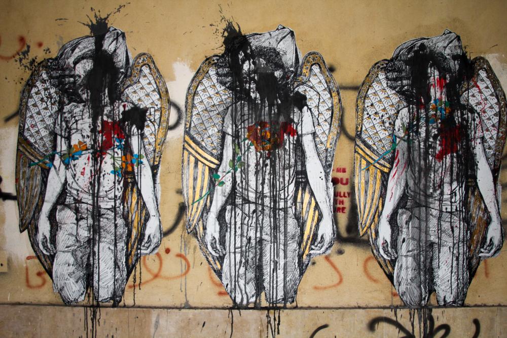 Walls of Freedom. Street Art of The Egyptian Revolution