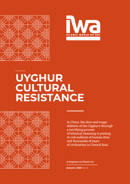 IWA # 6 - Autumn 2020 cover